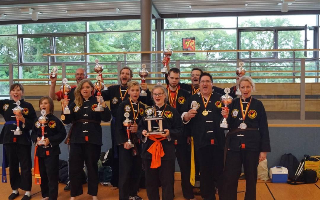 Erfolgreiche German Masters Open 2017 in Recklinghausen