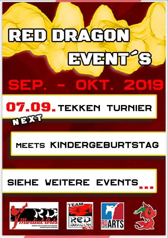 RD Event-Übersicht09.10.