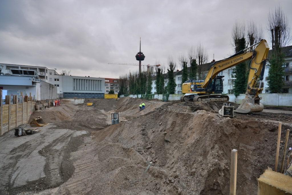 NeubauProjekt in KlnEhrenfeld startet