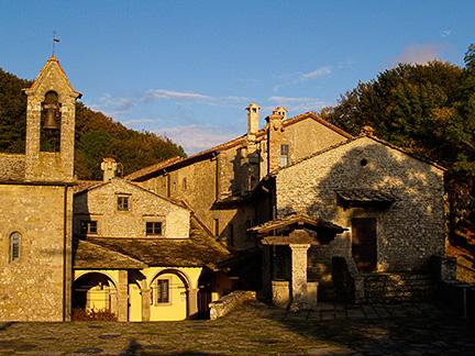 Chiesa La Verna