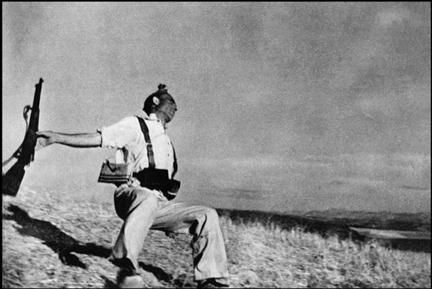 Robert Capa, Spain, 1936