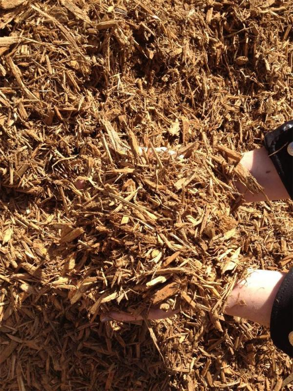 bark & mulch landscaping
