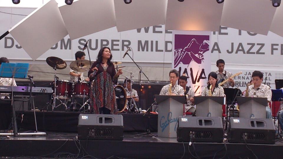 taman musik kampung 99 @ java jazz 2013