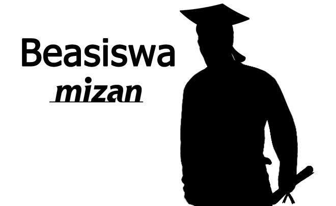 Beasiswa Mizan 2013