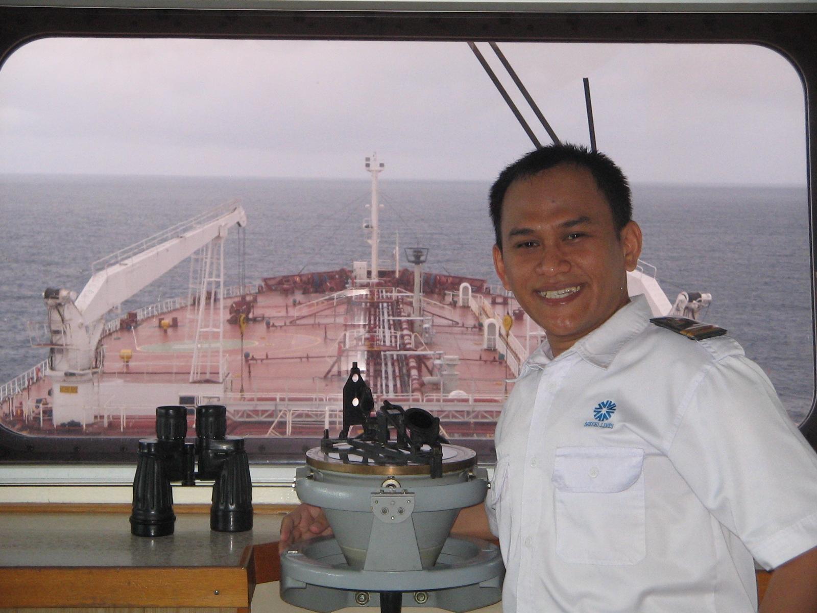 Profesiku: Kisah Seorang Perwira Pelayaran Niaga