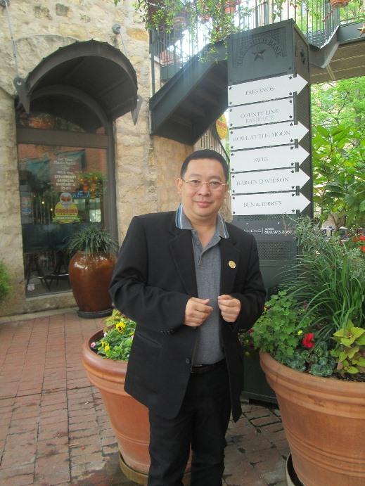 Adji Hoesodo: Sukses Menekuni Beragam Profesi
