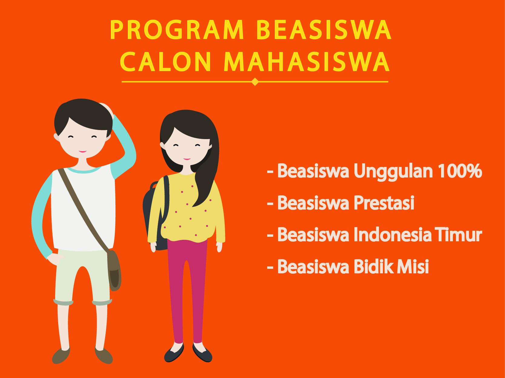 Beasiswa Yayasan DKI Jakarta Universitas Esa Unggul 2018