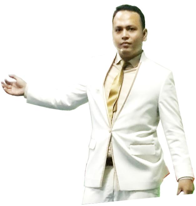 Rezky Daniel Telaumbanua: Sukses Menjadi Trainer, Coach dan Hipnoterapis