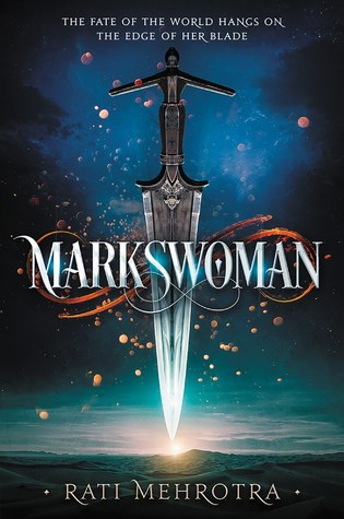 Markswoman cover