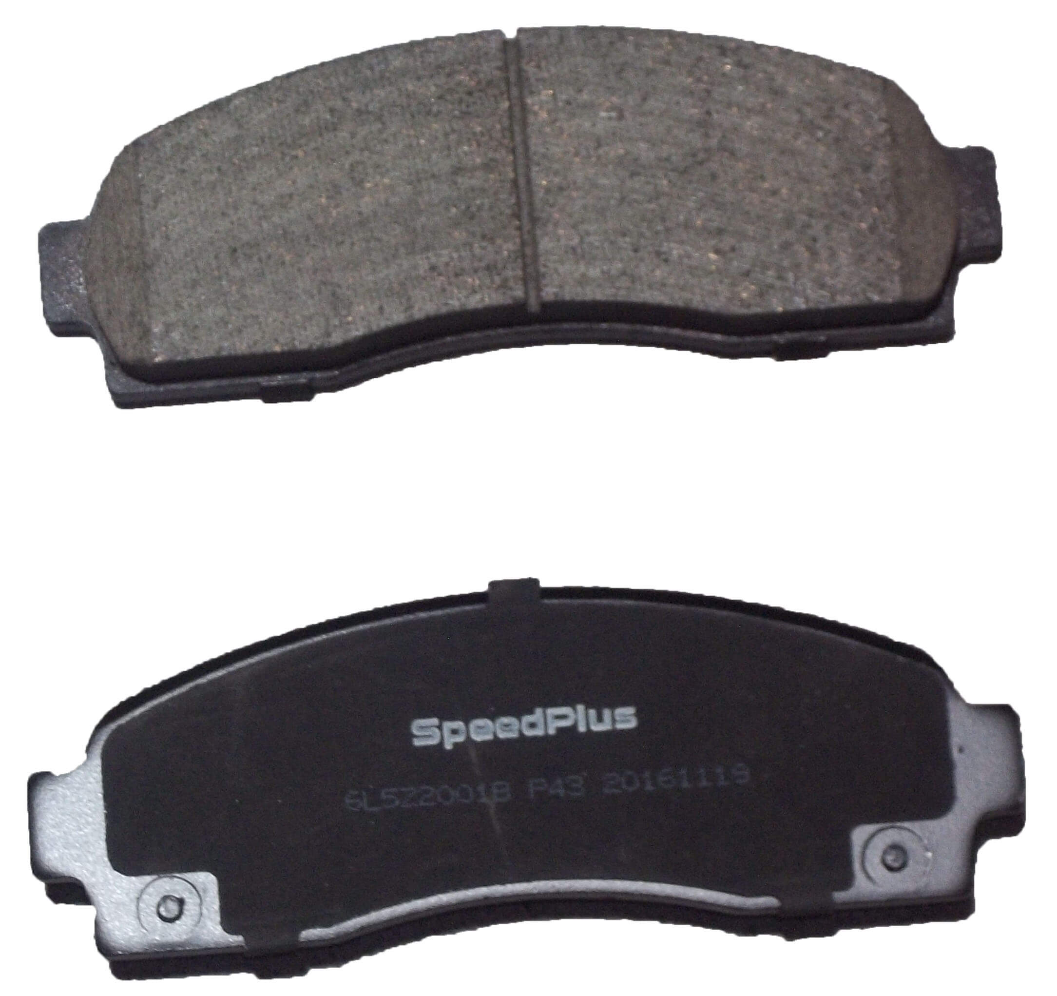 Max Performance Ceramic Brake Pads F+R See Desc. 2011 Fits Nissan Murano