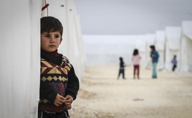 Türkiye´de okullarda 450 bin Suriyeli öğrenci var