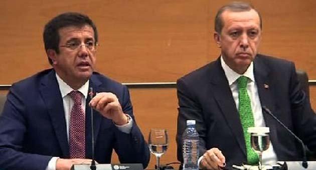 """Erdoğan: """"Döviz sat""""   Zeybekçi:""""Satıp oyuna gelme"""""""
