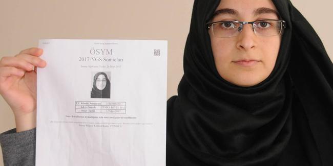 ÖSYM Tokat'taki öğrencinin sınavının neden iptal edildiğini açıkladı