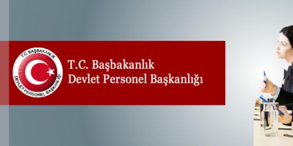 Çeşitli devlet personel başkanlığı memur alım ilanları