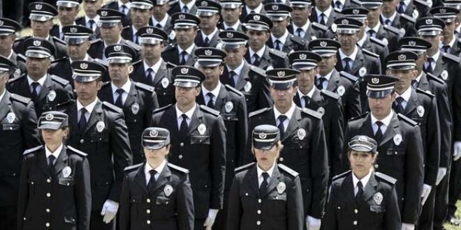 8000 Polis Memuru Alınacak