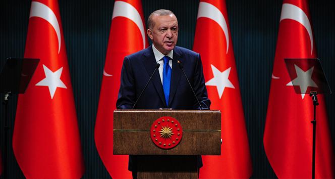 Cumhurbaşkanı Erdoğan'dan Uzay Yolculuğunda 10 hedef