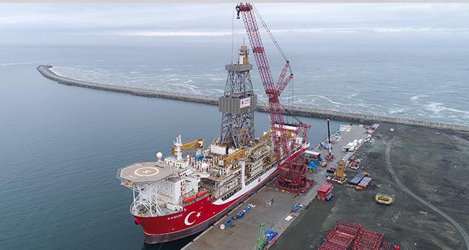 Kanuni Sondaj Gemisi Mart sonunda çalışmalara başlayacak