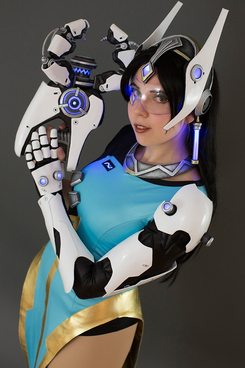 Image result for eva foam cosplay overwatch