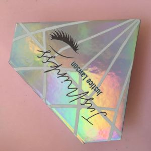 Wholesle Holographic Custom Eyelash Packaging
