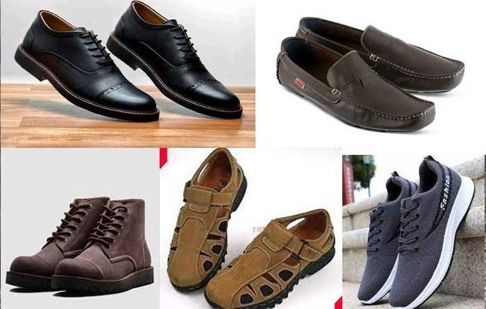 Kepribadian Pria Berdasarkan Sepatu