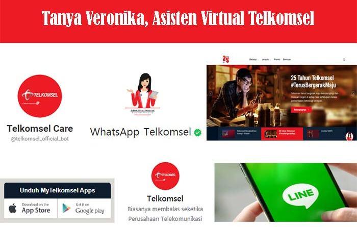 Syarat Layanan Veronika Asisten Virtual