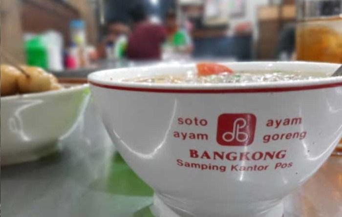 Resep Cinta Soto Bangkong Semarang