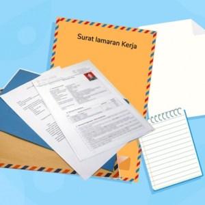 Konsep Menulis Surat Lamaran Kerja