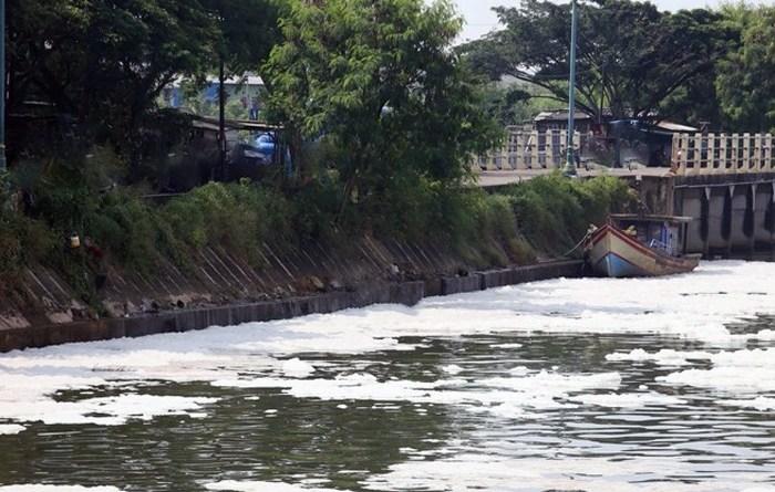 Pencemaran Air Sungai