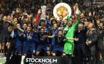 Manchester United dan lima raja Eropa paket komplet