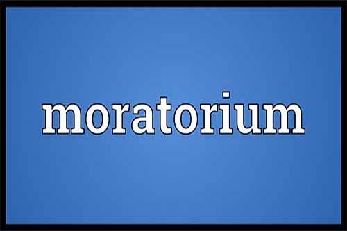 Moratorium