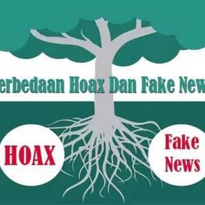 Perbedaan Hoax Dan Fake News