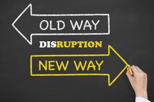 Pengertian Disrupsi (Disruption)