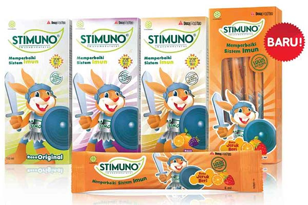Stimuno untuk Balita