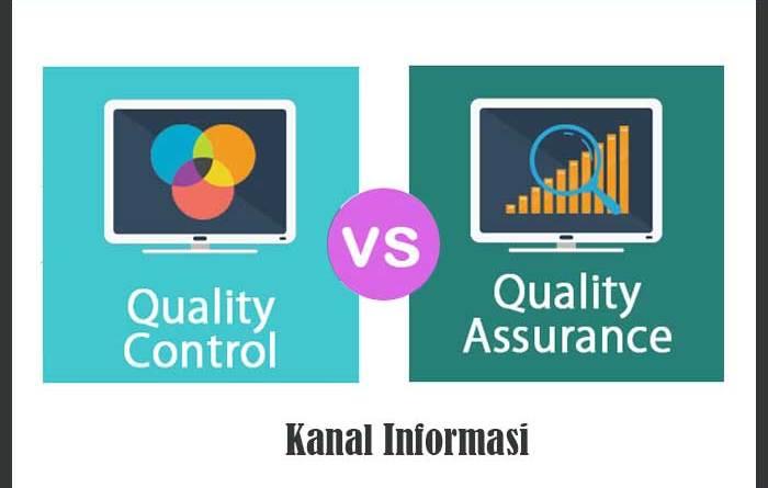 quality control dan quality assurance
