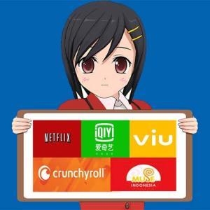 Anime Sub Indonesia Gratis dan Legal