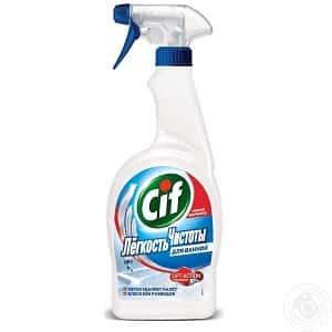 Cif Сила Крема для акриловой ванны