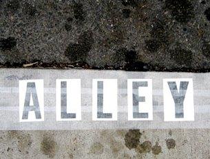 public alley 818