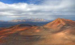 Lanzarote Sehenswürdigkeiten: Timanfaya National Park