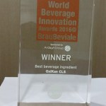 World beverage innovation awards - OxiKan CLS wins the World Beverage Innovation Award 2016 at BrauBeviale