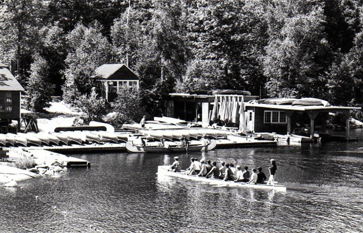 Children Boating
