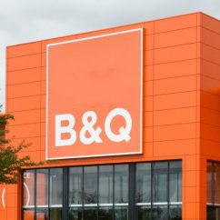 B&q Kitchens Bar Stools For Kitchen Island B Q Recruits 800 And Bathroom Staff Bathrooms 1