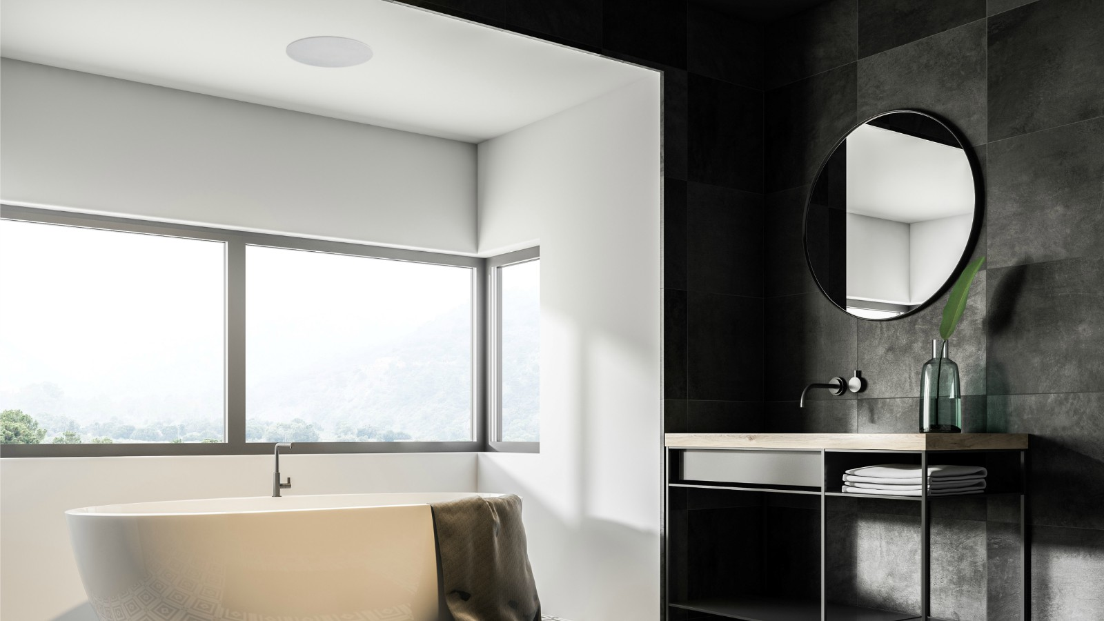 Lithe Audio Introduces Bluetooth Bathroom Speaker Kitchens And Bathrooms News
