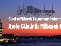 arefe günü mesajı