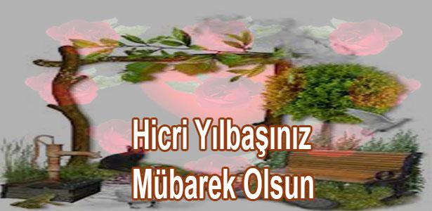 Hicri Yılbaşı Mesajı Resimli