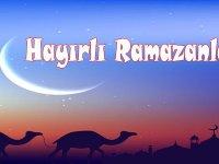 ramazan resimli sözler