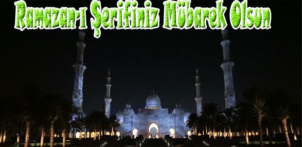 ramazan mesajı