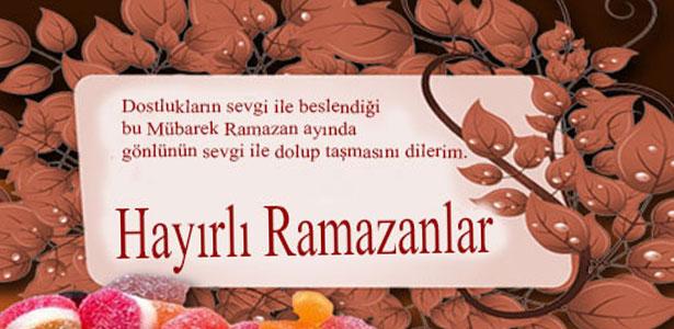 ramazan mesajları güzel