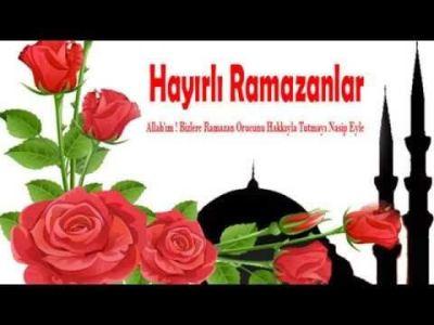 videolu ramazan ayı mesajları