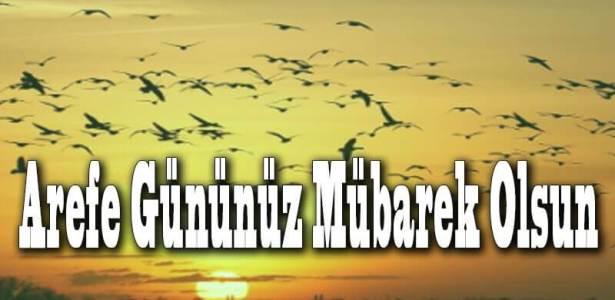 arefe günü mesajı resimli