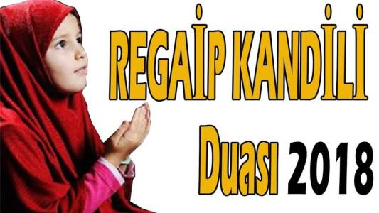 regaib kandil mesaji video